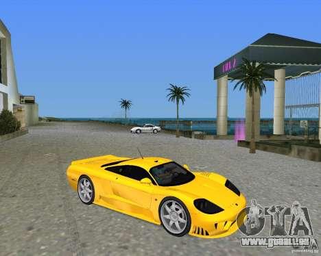 Saleen S7 für GTA Vice City