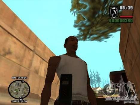 Le détonateur pour GTA San Andreas