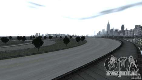 Dakota Track pour GTA 4 secondes d'écran