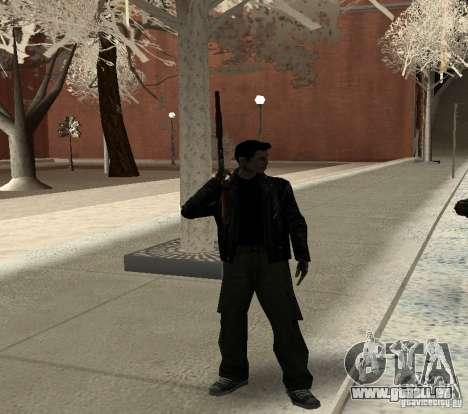 Neue Animationen 2012 für GTA San Andreas