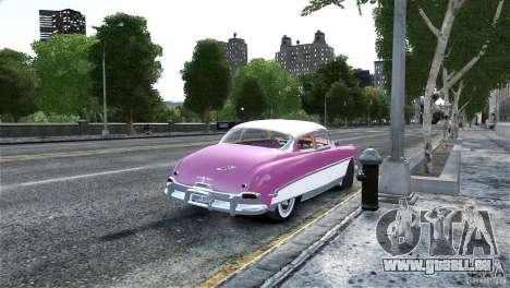 Hudson Hornet Coupe 1952 pour GTA 4 est un droit
