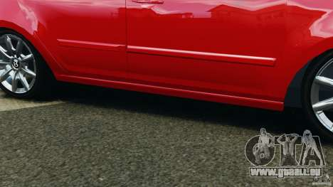 Chevrolet Agile für GTA 4 obere Ansicht