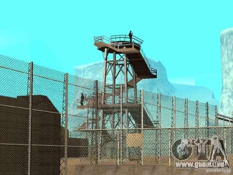 Quartier animé de 69 pour GTA San Andreas cinquième écran