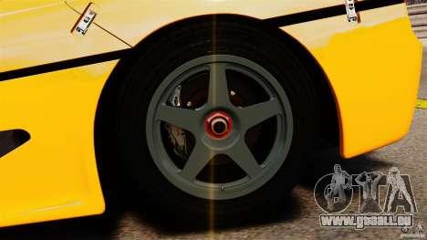 Ferrari F50 GT 1996 für GTA 4 Seitenansicht