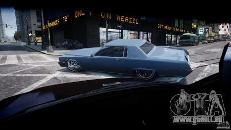 Manana Tuned für GTA 4-Motor