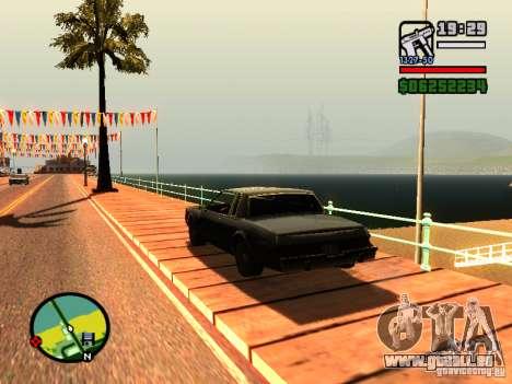 Enbseries für GTA San Andreas her Screenshot