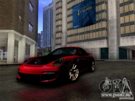 Realistic Graphics HD 2.0 für GTA San Andreas neunten Screenshot
