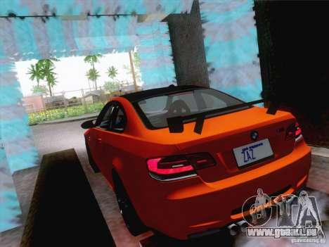 Lavage de voiture fonctionnelle pour GTA San Andreas deuxième écran