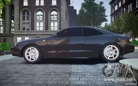 Toyota Celica GT-FOUR pour GTA 4 est une gauche