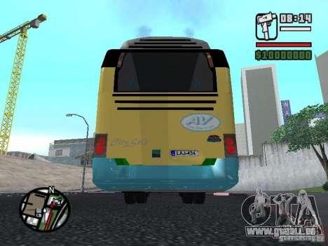 CitySolo 12 für GTA San Andreas Rückansicht
