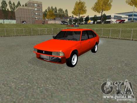 Svyatogor Azlk-2141 45 pour GTA San Andreas