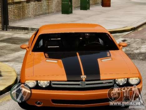 Dodge Chalenger für GTA 4 hinten links Ansicht