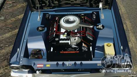 Ford Thunderbird Light Custom 1964-1965 v1.0 pour GTA 4 est un côté