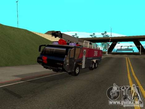 MAN Rosenbauer pour GTA San Andreas
