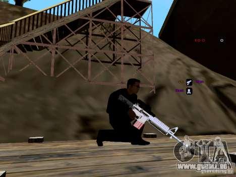 Ice Weapon Pack für GTA San Andreas zwölften Screenshot