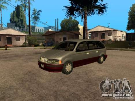 HD Blista pour GTA San Andreas