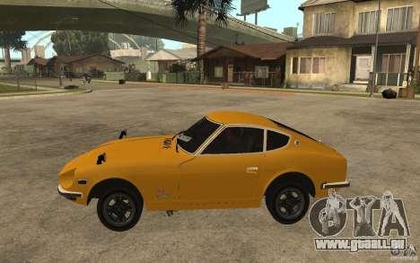 Nissan Z432 pour GTA San Andreas laissé vue