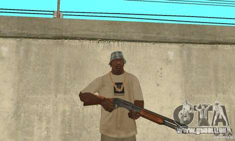 M870 für GTA San Andreas