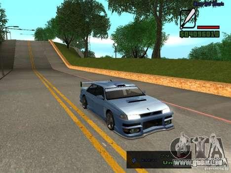 ENBSeries pour PC faible pour GTA San Andreas cinquième écran