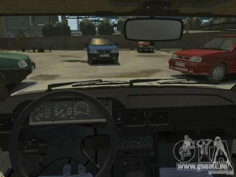 FSO Polonez für GTA 4 hinten links Ansicht