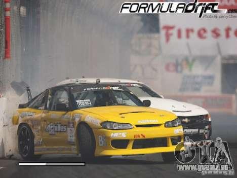 Écrans de chargement Formula Drift pour GTA San Andreas neuvième écran