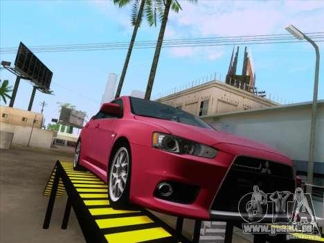 Auto Estokada v1.0 für GTA San Andreas her Screenshot