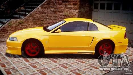 Ford Mustang SVT Cobra v1.0 pour GTA 4 est une gauche
