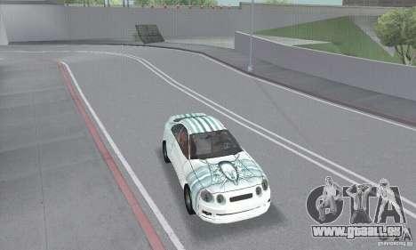 Toyota Celica GT4 2000 für GTA San Andreas Seitenansicht