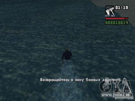 New Realistic Effects für GTA San Andreas sechsten Screenshot