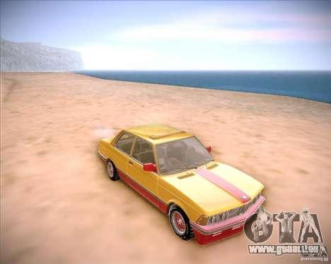 BMW E21 für GTA San Andreas Rückansicht