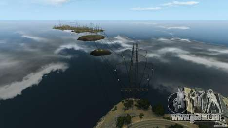The Loggers Point pour GTA 4 secondes d'écran