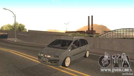 Fiat Idea HLX pour GTA San Andreas