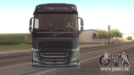 Volvo FH 2013 für GTA San Andreas linke Ansicht