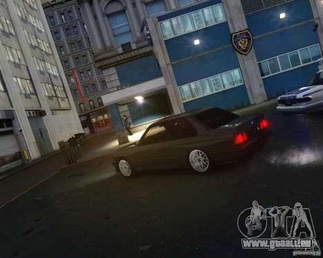 BMW M3 E30 pour GTA 4 Vue arrière