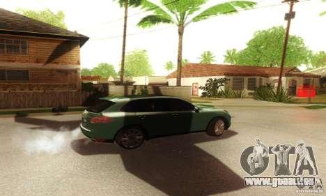 iPrend ENBSeries v1.1 BETA pour GTA San Andreas cinquième écran
