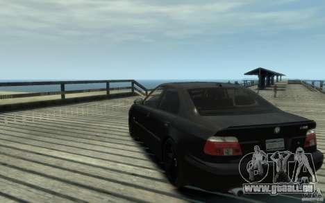BMW M5 E39 für GTA 4 hinten links Ansicht