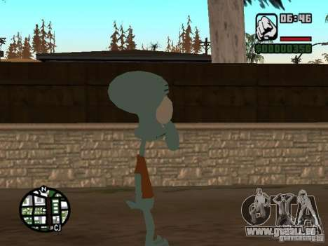 Amerikanische für GTA San Andreas dritten Screenshot