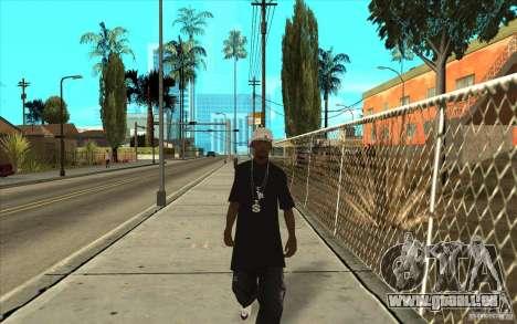 The Ballas Gang [CKIN PACK] pour GTA San Andreas deuxième écran