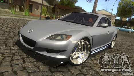 Mazda RX-8 pour GTA San Andreas