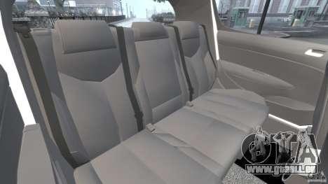 Peugeot 308 GTi 2011 v1.1 für GTA 4 Seitenansicht