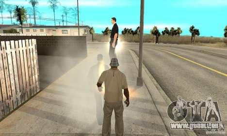 SuperClon (les gens de clonage dans SAN ANDREAS) pour GTA San Andreas sixième écran