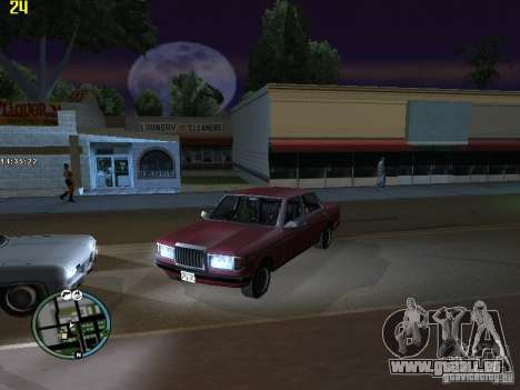 GTA IV  San andreas BETA für GTA San Andreas elften Screenshot