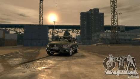 Volkswagen Tiguan für GTA 4 Seitenansicht