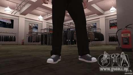 Converse Allstars für GTA 4 Sekunden Bildschirm