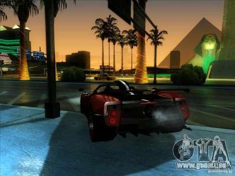 Sun Graphic Edition by KyIIuDoN pour GTA San Andreas septième écran