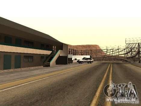 Prison Mod pour GTA San Andreas quatrième écran