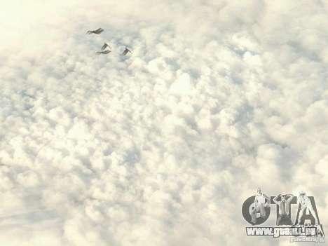 HD-Wolke für GTA San Andreas zweiten Screenshot
