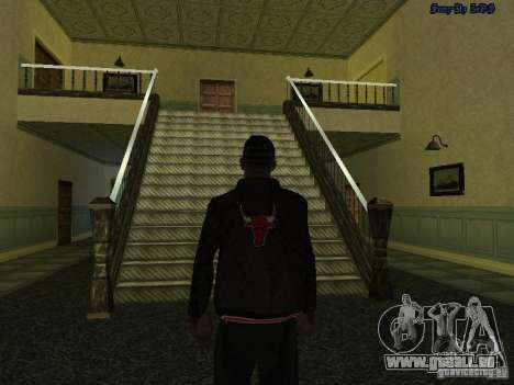 Winter bmyst für GTA San Andreas dritten Screenshot