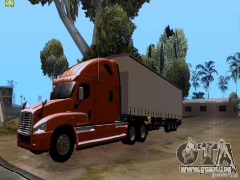 Freightliner Cascadia pour GTA San Andreas vue de droite