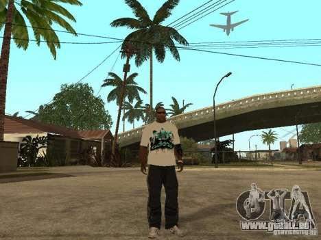 Maillot Adidas pour GTA San Andreas